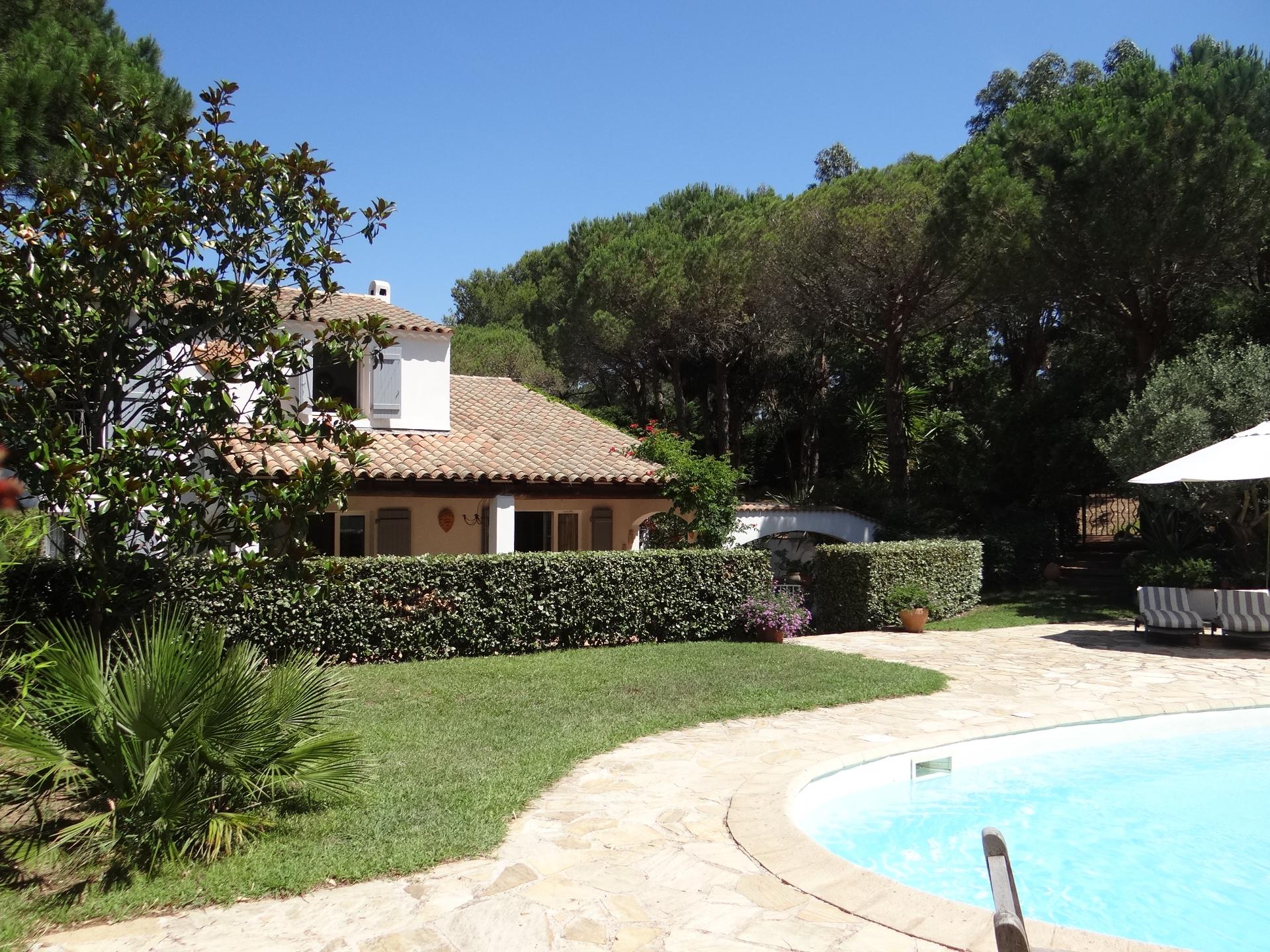 a vendre villa 170 m ramatuelle guillec immobilier